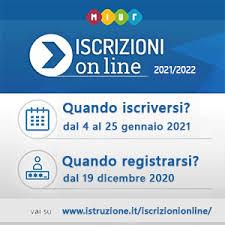 Iscrizioni online 2021/2022 VIPS002019 (CODICE LICEO)